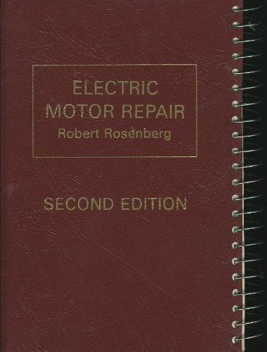 9780030790904: Electric Motor Repair