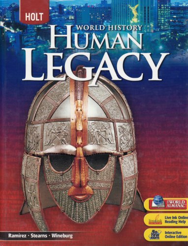 9780030791116: World History Human Legacy