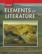 9780030791833: Elements of Literature 2nd Course Indiana Teachers Edition