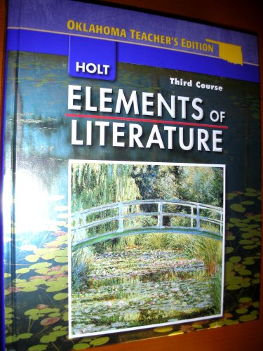 9780030792229: Elements of Literature (Third Course)