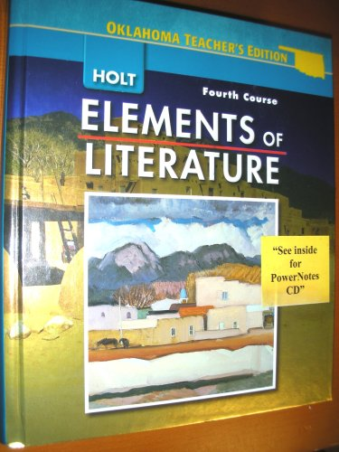 9780030792236: Elements of Literature (Fourth Course)