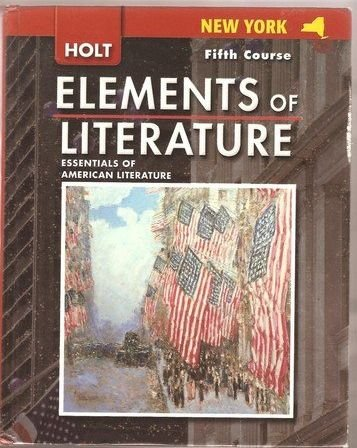9780030793264: Holt Element of Literature: Essential of American Literature, 5th Course