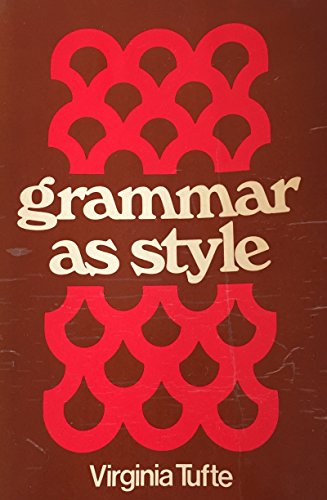 9780030796104: Grammar as Style Exercises in Creativity