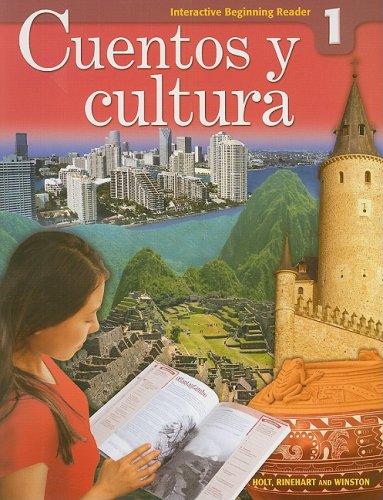 9780030796326: ¡Exprésate!: Cuentos y cultura: Interactive Reader Levels 1A/1B/1
