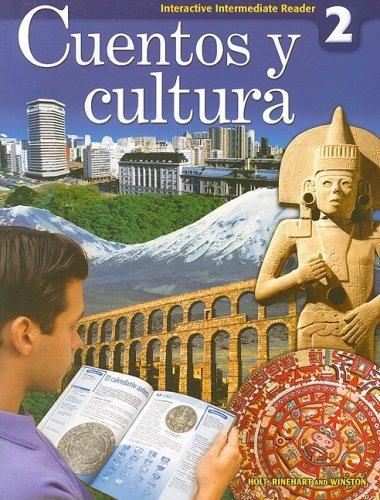 9780030796340: ¡Exprésate!: Cuentos y cultura: Interactive Reader Level 2