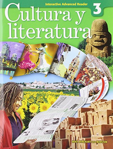Cuentos y cultura: Interactive Advanced Reader, Level