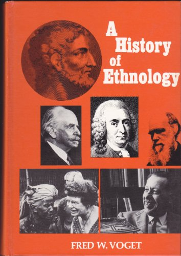 9780030796654: History of Ethnology