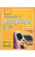 9780030796838: Elements of Language: Student Edition Fifth Course 2007
