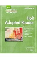 9780030798085: Elements of Literature: Holt Adapted Reader, Grade 12, 6th Course