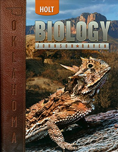 9780030799426: Holt Biology Oklahoma: ?Student Edition 2006