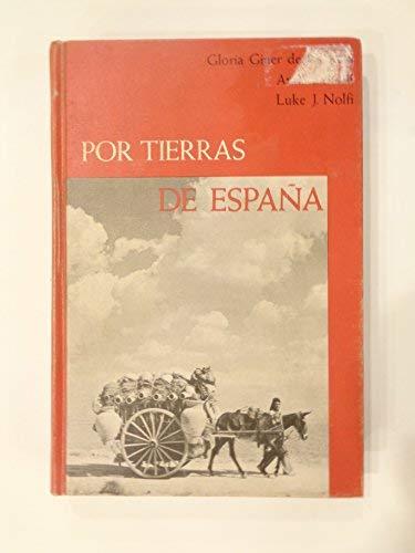 9780030800238: Por Tierras de Espana