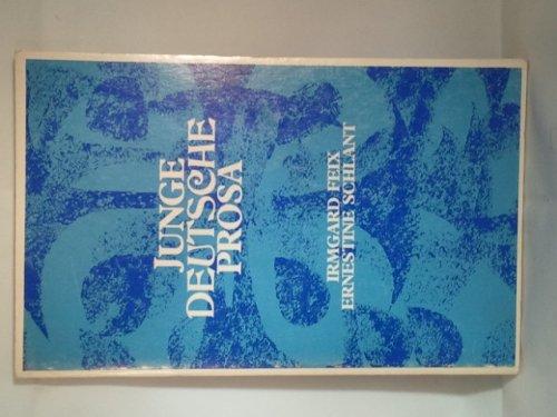 9780030800924: Junge deutsche Prosa (German Edition)