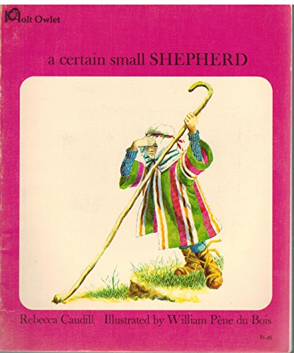 9780030801075: Certain Small Shepherd
