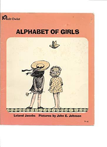 9780030801099: Alphabet of Girls