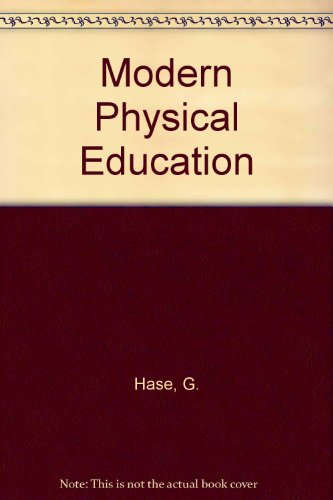 9780030801778: Modern Physical Education