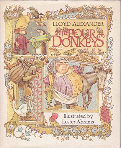 9780030802140: The four donkeys