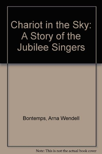 9780030802164: Chariot in the Sky: A Story of the Jubilee Singers