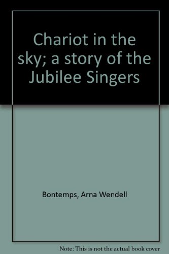 9780030802171: Chariot in the sky; a story of the Jubilee Singers