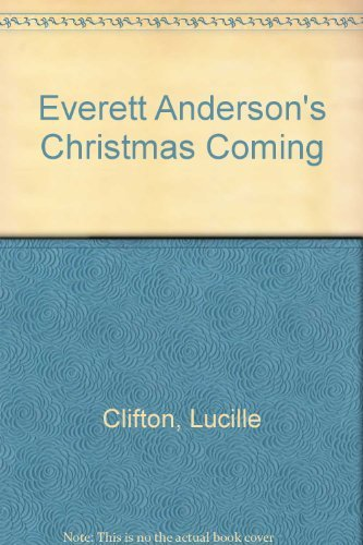 9780030802188: Everett Anderson's Christmas coming