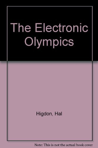 9780030802249: The Electronic Olympics
