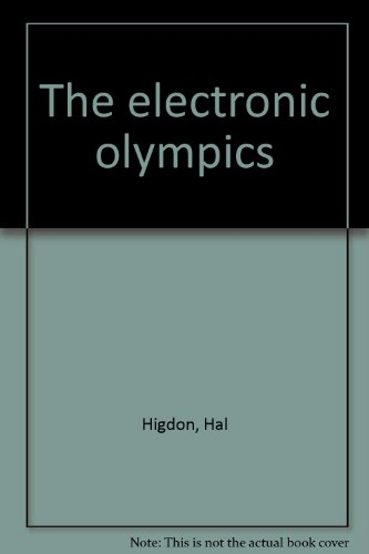 9780030802263: The Electronic Olympics