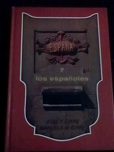 9780030802553: Espana y los Espanoles