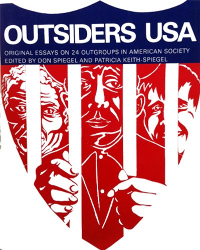9780030802638: Outsiders USA: Original Essays on 24 Outgroups in American Society Edition: First