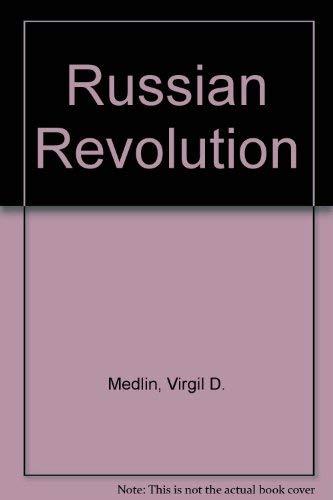 9780030802799: Russian Revolution