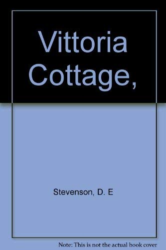 9780030802867: Vittoria Cottage,