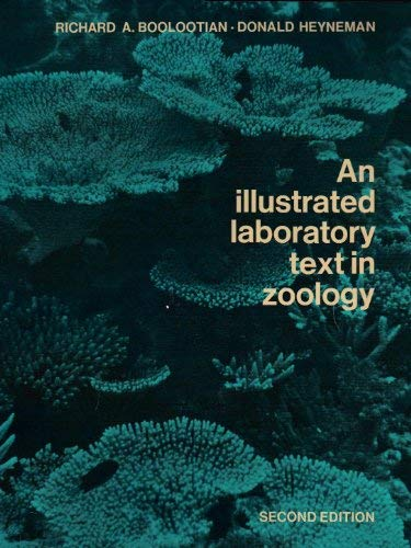 9780030803567: Illustrated Laboratory Text in Zoology