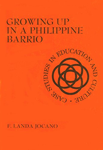 9780030803598: Growing Up in a Philippine Barrio (Case Studies in Education and Culture)