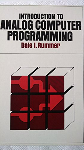 9780030803628: Introduction to Analogue Computer Programming