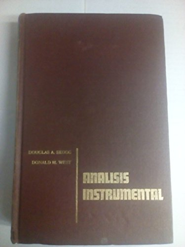 9780030809774: Principles of Instrumental Analysis
