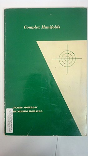 9780030809828: Complex Manifolds (Athena series)
