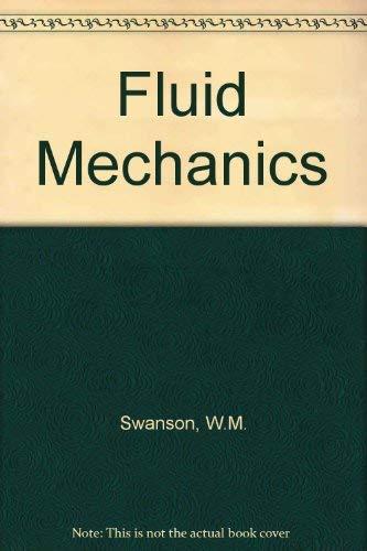 9780030810060: Fluid Mechanics