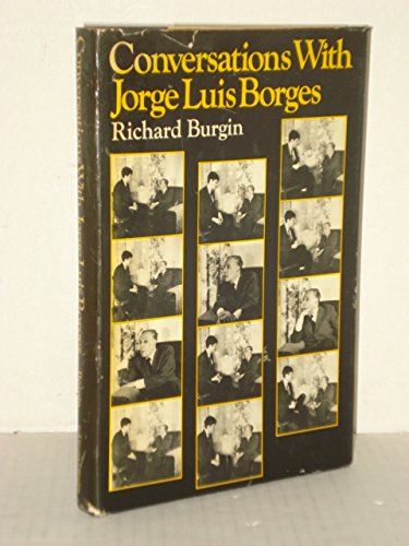 9780030810237: Conversations with Jorge Luis Borges