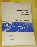 Chemistry of the Earth.: Turekian, Karl