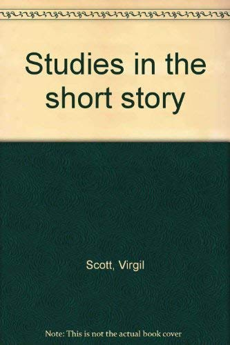 9780030811593: Studies in the short story