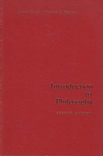 9780030812514: Introduction to Philosophy
