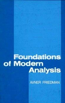 9780030812910: Foundations of Modern Analysis
