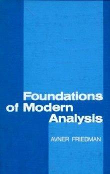 9780030812910: Foundations of Modern Analysis