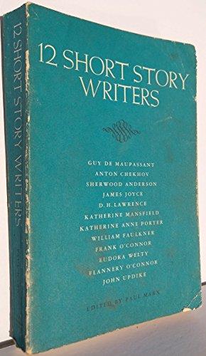 12 short story writers: Marx, Paul