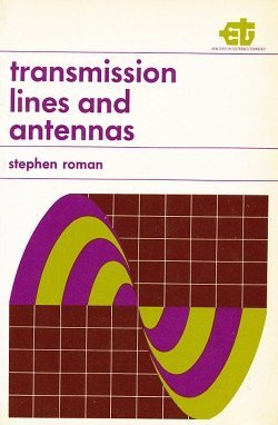 9780030813962: Transmission Lines and Antennas (Holt, Rinehart and Winston series in electronics technology)