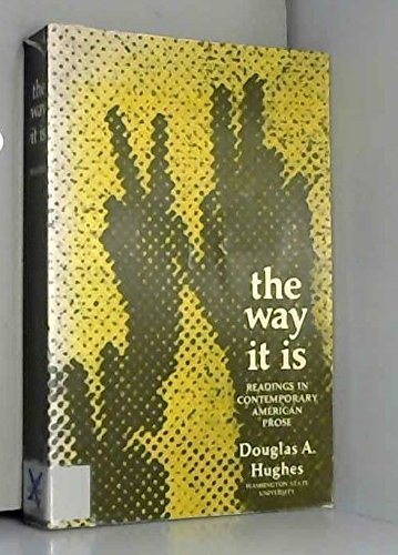 9780030814266: The way it is;: Readings in contemporary American prose