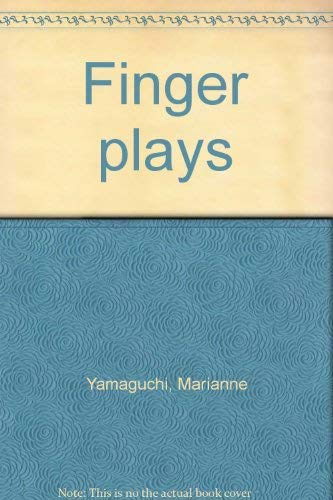 9780030816185: Finger plays