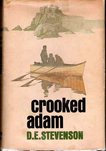 9780030818646: Crooked Adam,