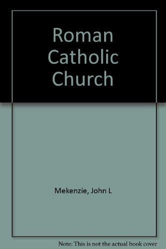 9780030818714: Roman Catholic Church