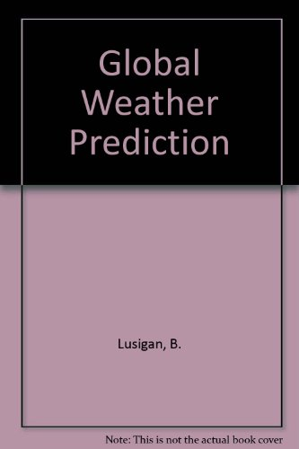 Global Weather Prediction: The coming revolution