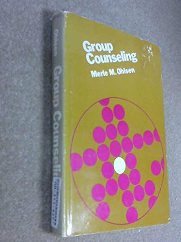 9780030828232: Group Counselling