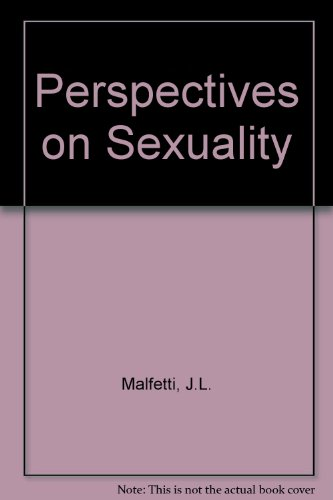 9780030828263: Perspectives on Sexuality: A Literary Collection